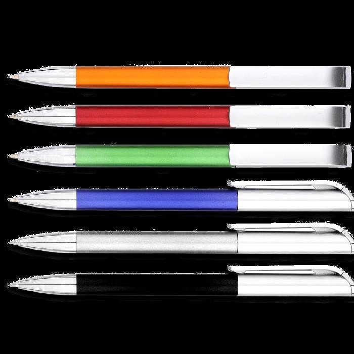 רוזמרין - עט כדורי עם שילובי מתכת